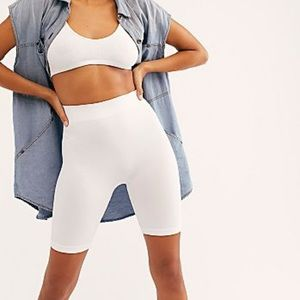 Free People | Biker Baby Sports Shorts